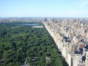 Vue sur Central Park et Upper East Side